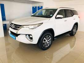 2019 Toyota Fortuner 2.8 GD6 4x4 Auto