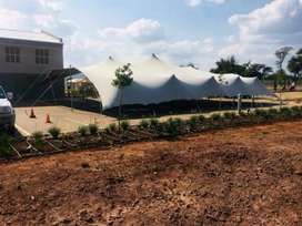 10m x 12m Stretch Tent for sale