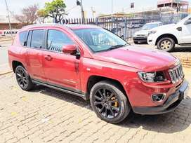 2014 jeep Compass Automatic