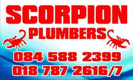 Skills & knowledge in plumbing & construction, own reliable transport