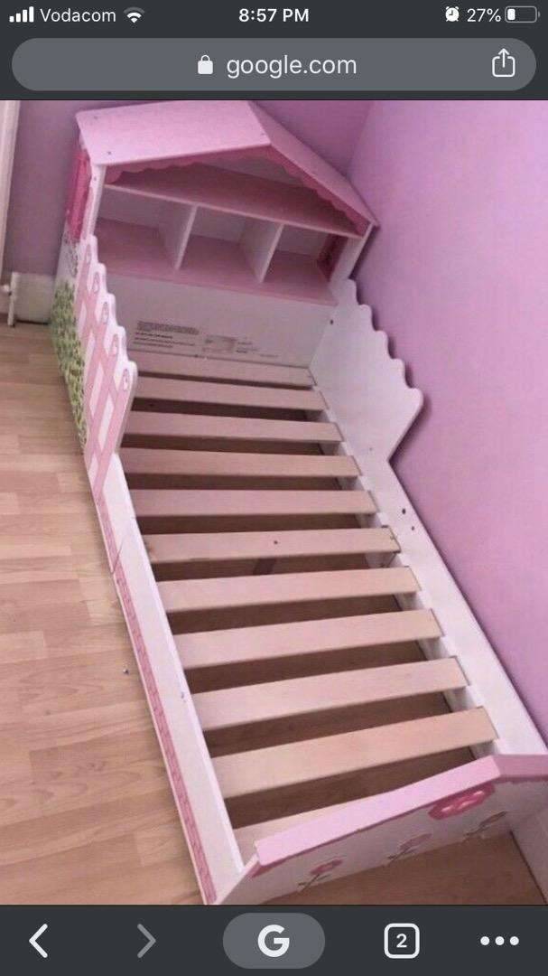 Toddlers boy and girls beds 0