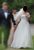 Suknia ślubna Herm's Dolce rozmiar 38