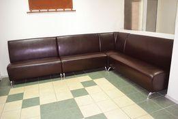 Угловые диваны для кафе, баров, офисов, приемных. Офисный диван