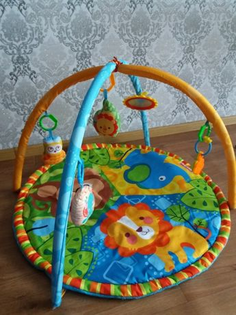 Детский развивающий коврик Meying