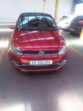 Polo tsi highliner 2014 it's 6foward manual speed and fresh