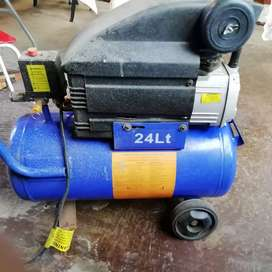 24 ltr 2hp compressor