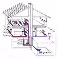 Монтаж: Водяных теплых полов Отопления Водопровода