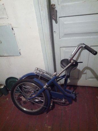 Велосипед 20D Остер - изображение 2