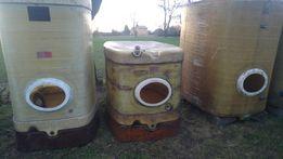 Zbiornik na szambo wodę o pojemności 1250l