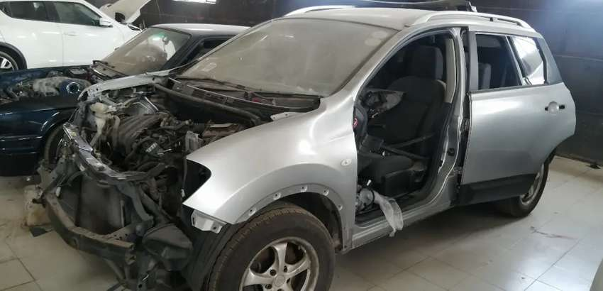 Nissan Qashqai  stripping for spares 0