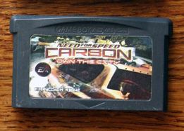 Need for Speed: Carbon Own the City (рус.) для GameBoy Advance