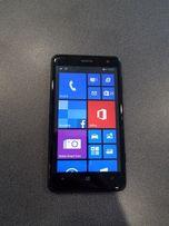 NOKIA Lumia 625 LTE czarna SUPER STAN super cena + etui !!! Gdańsk