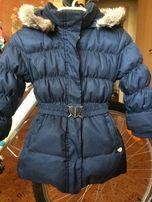 Пуховое пальто Chicco