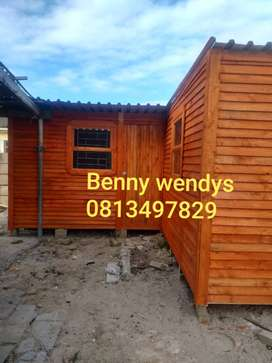 We do nutec and wendy houses in Cape town