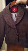 Куртка-пуховик демисезонная женская