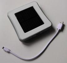 Ładowarka Solarna Solarowa Power Bank do telefonu tableta itp.