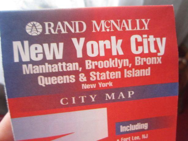 mapa New York City / Nowy Jork Świdnica - image 1