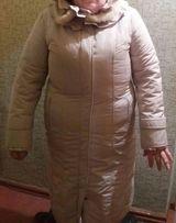 Куртка, пуховик, пальто женское р.52-54, или для беременных