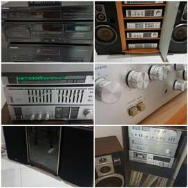 WANTED  - All your old hifi equipment , top prices paid