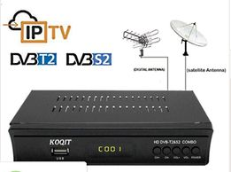 "комбиресивер ""KOQIT"" спутник-эфир DVB-S2+DVB-T2+IPTV"