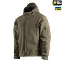 Куртка Татическая Флисовая M-tac Division Gen.II Olive/Black