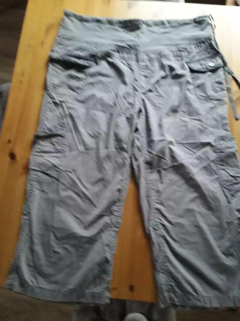 Tehotenske kalhoty zn. Patch 0