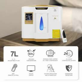 2 in 1 Oxygen Concentrator and Nebulizer 7lt