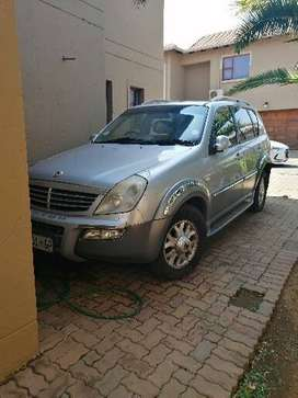 For Sale!!!  Ssangyong Rexton 270xdi 2004