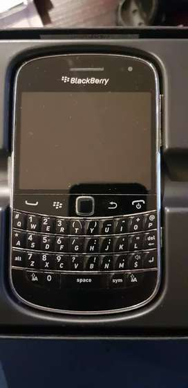 BlackBerry 9900 touchscreen