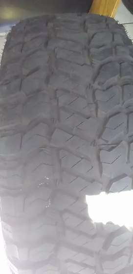 Brand new Radar tyres 265/60/18 A/T for sell