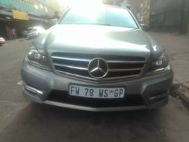 Mercedes C200 available now for sale in perfect