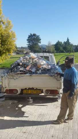 RUBBISH AND FURNITURE REMOVALS