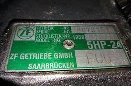 Акпп коробка автомат на Ауди А8 Д2 Audi A8 D2 3.3 5HP24 FUU