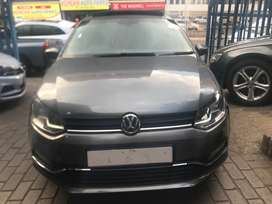 VW Polo Tsi 1.2 Highline