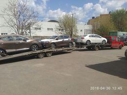 Услуги эвакуатора по городу и Украине