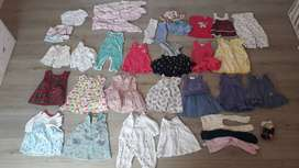 3-6 month baby girls clothes (37 Items)
