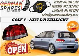 GOLF 6 - NEW L/R TAILLIGHT FOR SALE!!!