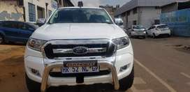 Ford Ranger 3.2D Double cab