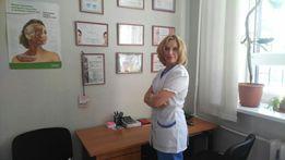 Частный приём косметолога с медицинским образованием в Запорожье