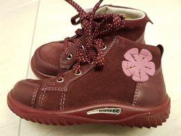 Демисезонные ботинки для девочки от Тм Richter (Австрия), размер 23