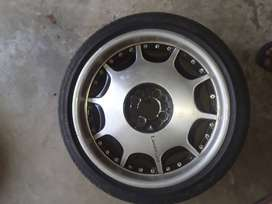 Livinhard rims and tyres for sale