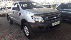 2014 FORD RANGER 2.2 XL P/U SUPER CAB