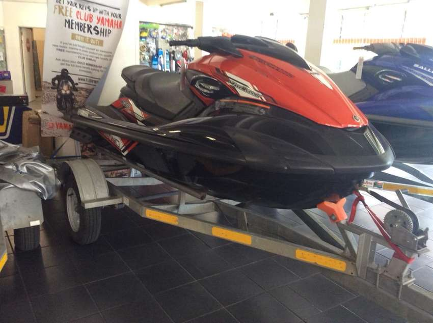 Yamaha FZS SVHO 1800cc for sale at Salley's 0