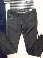 G-star джинсы темно-синего цвета