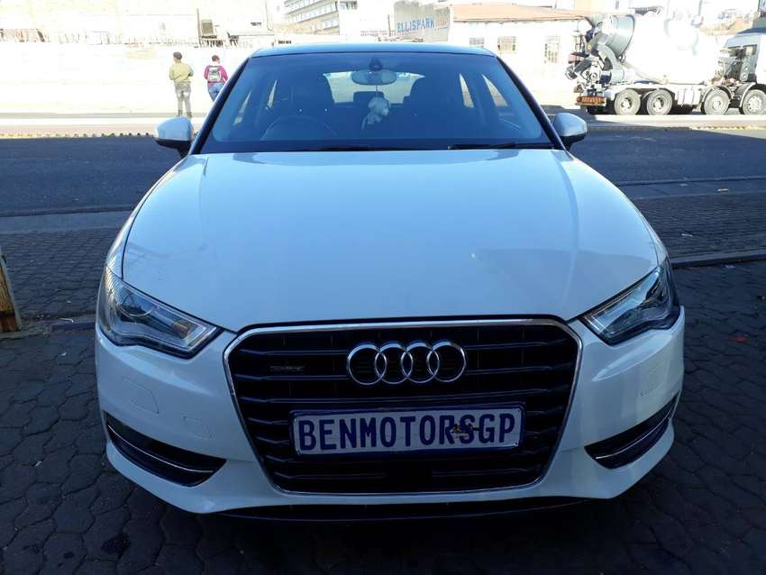 For Sale Used:AUDI-A3,Engine1.8Quattro 2014 Model Automatic 0