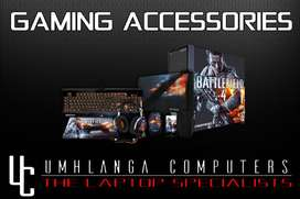 In need of gaming accessories?