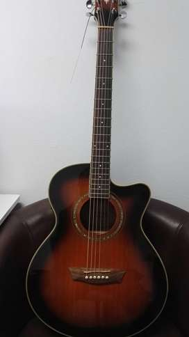 Selling Washburn Acosutic Guitar