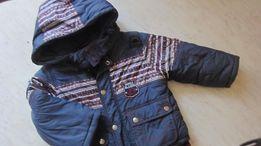 Зимняя куртка Danilo на 3-5лет.