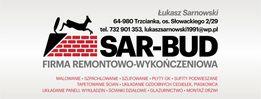 Firma Remontowo-Wykończeniowa SAR-BUD Łukasz Sarnowski