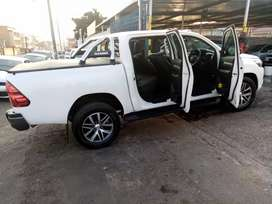 TOYOTA HILUX 2.8 GD6 2018